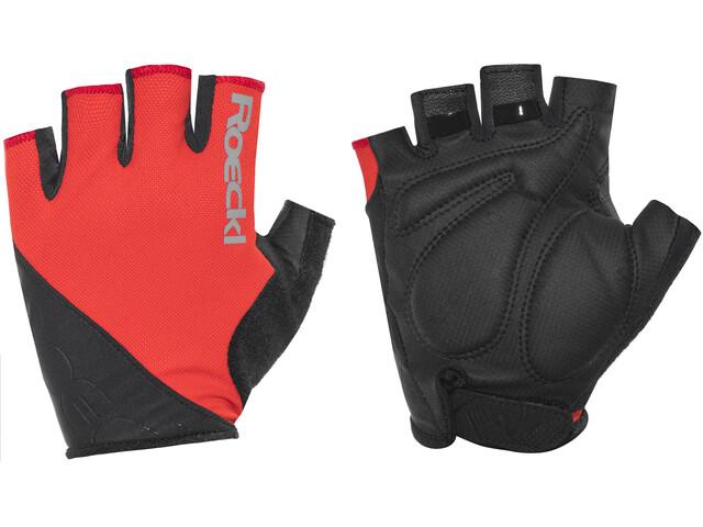 Roeckl Bologna Handskar röd/svart